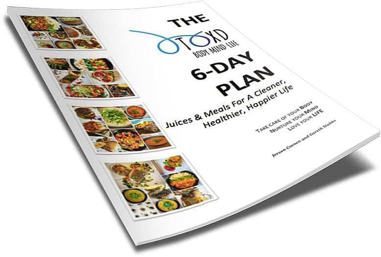 6-Day D-Toxd Meal Plan - Eat Better, Feel Better, Do Better